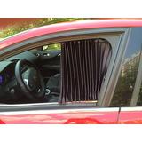 Автомобильные шторки раздвижные (тканевые)