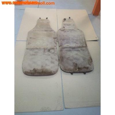 Накидки меховые на автомобильные сидения (фото, вид 3)