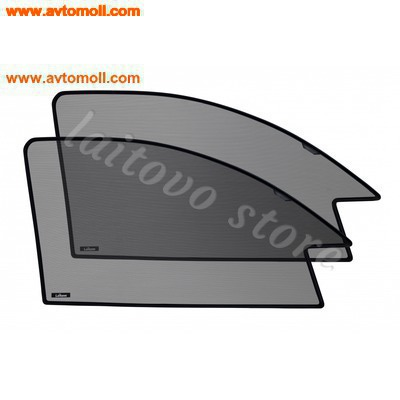 LAITOVO комплект на передние боковые стекла для  Hyundai Elantra  (V) 2010-н.в. седан (фото, вид 2)