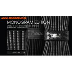 Frenzo MONOGRAM автомобильные шторки высота S (34-38) длина 60см
