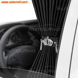 Frenzo Crown Silver автомобильные шторки высота S (34-38) длина 60см
