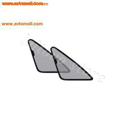 CHIKO комплект на задние форточки для Nissan Terrano  2013-н.в. кроссовер