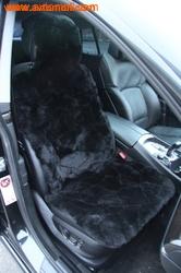 Накидка меховая на автомобильное сиденье из овчины (кусковая)
