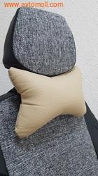 Автомобильная подушка (косточка) для шеи
