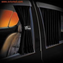 """Автомобильные шторки. Комплект штор """"PREMIUM"""" - LLL (высота 53-58 см), длина штор 50 см."""