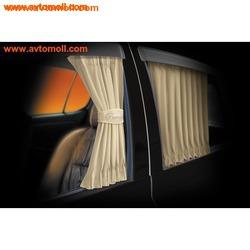 """Автомобильные шторки. Комплект штор """"PREMIUM"""" - LL (высота 47-53 см), длина штор 70 см"""