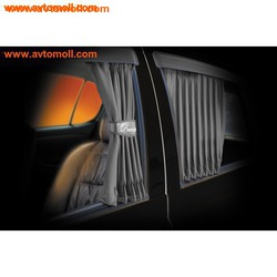 """Автомобильные шторки. Комплект штор """"PREMIUM"""" - M (высота 37-42 см), длина штор 60 см."""